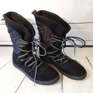 """LUGZ """"THORA"""" LEATHER WINTER BOOTS"""